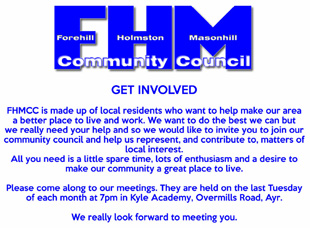 Get Involved with FHMCC